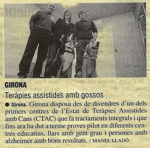 Presentació CTAC Girona