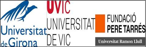 Conveni de col·laboració amb la UdG, la UVIC i La universitat Pere tarrés