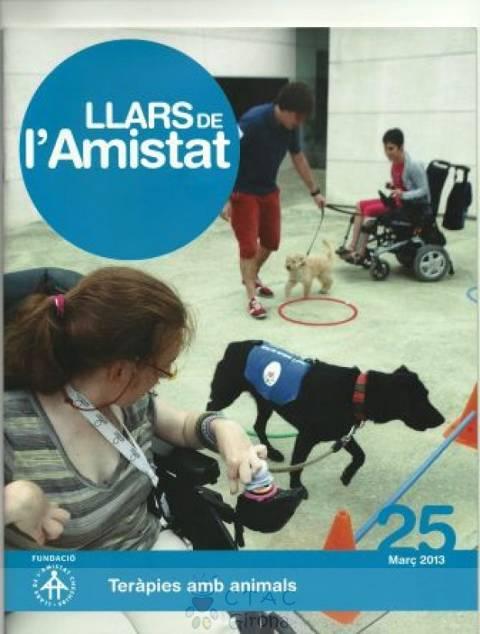 <p>Reportaje sobre las terapias Asistidas con Perros que lleva a cabo CTAC Girona dentro de las llars de l'Amistat Oxalis.</p>